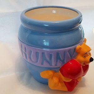 Winnie the Pooh Ceramic Container